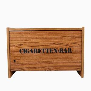 Mid-Century Cigarette Cabinet