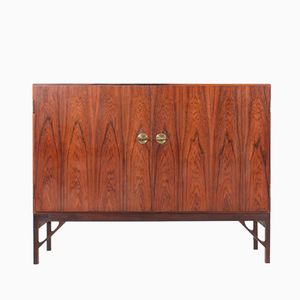 Danish Rosewood Cabinet by Børge Mogensen for FDB, 1950s
