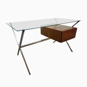 Desk by Franco Albini for Knoll, 1980s