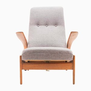 Rock n Rest Lounge Chair by Rolf Rastad & Adolf Relling for Arnestad Bruk, 1950s