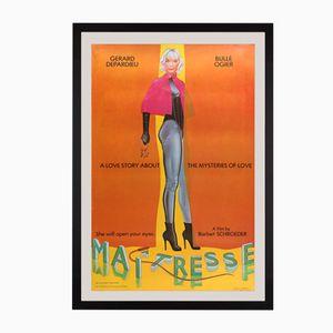 Maîtresse Film Poster by Allen Jones, 1976