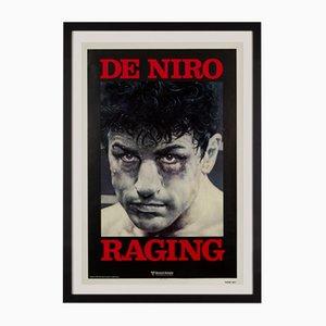 Affiche de Film Raging Bull par Kunio Hagio, 1980