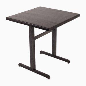 Vintage Industrietisch mit Tischplatte aus Eiche