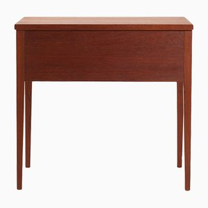 Vintage Tisch mit Klappdeckel