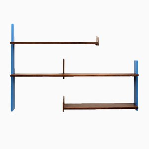 Mid-Century Wall Bookcase by Gio Ponti, 1950s