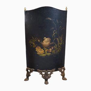 Antiker französischer Kaminschirm, 1860er