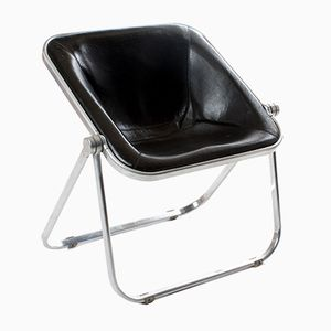 Vintage Plona Folding Chair by Giancarlo Piretti for Castelli