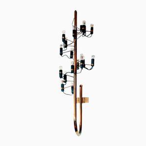 Modell 226 Wandlampe von Gino Sarfatti für Arteluce, 1950er