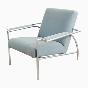 Dutch Model 4735 Lounge Chair by Gerard Vollenbrock for De Ster Gelderland, 1980s
