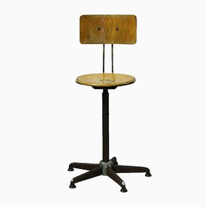 Industrial Stool, 1960s