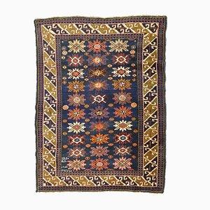 Kaukasischer Teppich mit geometrischem Design, 1920er