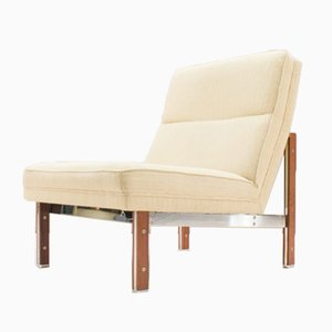 Steel & Rosewood Armchair from Casala, 1960s