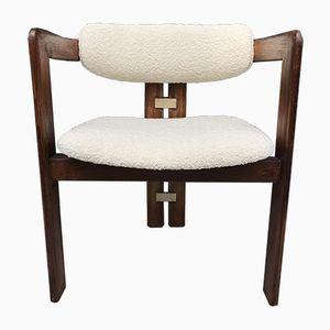 Modell Pamplona Stuhl von Augusto Savini für Pozzi, 1960er