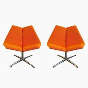 Lounge Chairs by Christen Sørensen for Ebena LaSalle, 1967, Set of 2