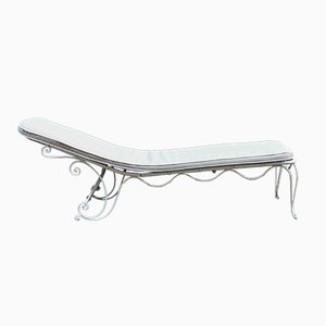 Iron Garden Chaise Longue, 1960s