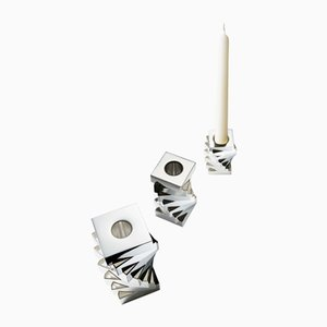 Small Vortice Candleholder by Zanetto