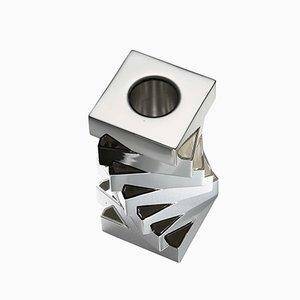 Medium Vortice Candleholder by Zanetto