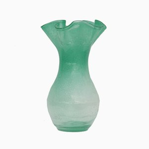 Mid-Century Glass Vase from Altare, 1950s