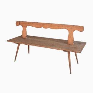 Antique Double Bench