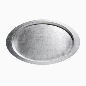 Ovales Velvet Tablett von Zanetto
