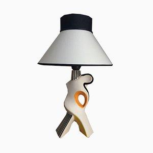 Lampe en Céramique, 1960s