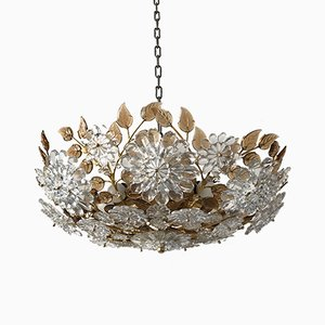 Chandelier or Flush Mount, 1960s