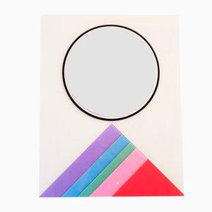 Specchio da parete di Eugenio Carmi per Acerbis, 1984