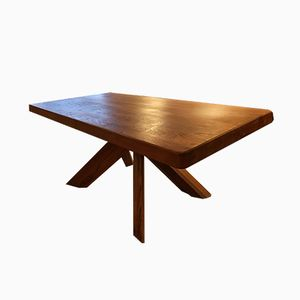 Table T35 en Orme par Pierre Chapo, 1980s