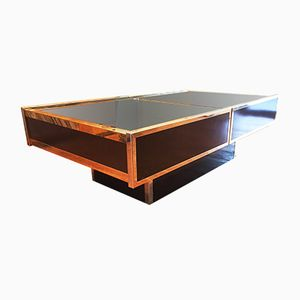 Cocktail Bar Coffee Table from Maison Lancel, 1970s