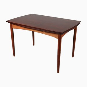 Teak Extendible Dining Table, 1950s