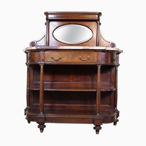 Mueble de recibidor italiano modernista, años 20