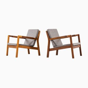 Easy Chairs by Carl Gustaf Hiort af Ornäs, 1960s, Set of 2