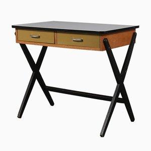 Kleiner niederländischer Schreibtisch von Coen de Vries, 1950er