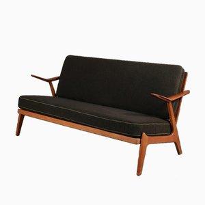 Scandinavian 2-Seater Sofa by Arne Wahl Iversen, 1950s