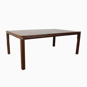 Tavolino da caffè di Gorm Christensen per Tranekaer Furniture, Danimarca, anni '70