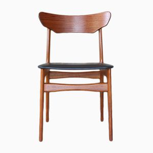 Mid-Century Teak Dining Chair from Schiønning & Elgaard, 1960s