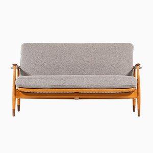 Sofa von Arne Vodder für France & Daverkosen, 1950er