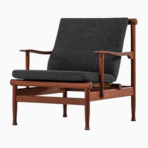 Easy Chair by Kai Lyngfeldt Larsen for Soborg, 1950s