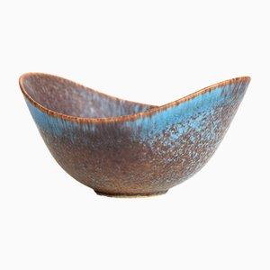 Cuenco de cerámica de Gunnar Nylund para Rörstrand, años 60