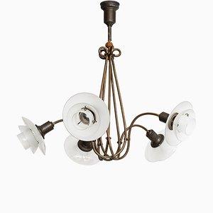 Lampada da soffitto PH-2 di Poul Henningsen per Louis Poulsen, anni '30