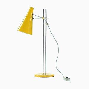 Lámpara de mesa de Josef Hurka para Lidokov, años 60