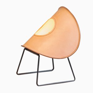 Small Nude Zero One Standing Lamp by Jacob de Baan for Uniqka