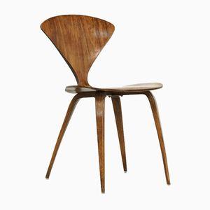 Beistellstuhl von Norman Cherner für Plycraft, 1960er