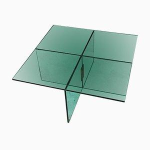 Mesa de centro italiana modelo 2012 de Max Ingrand para Fontana Arte, años 60