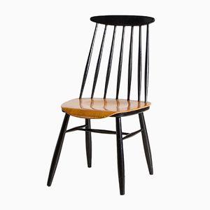 Black Vera Chair, 1970s
