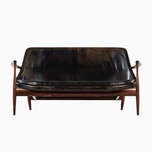 Canapé Elizabeth Vintage par Ib Kofod-Larsen pour Christensen & Larsen