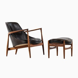 Elizabeth Easy Chair by Ib Kofod-Larsen for Christensen & Larsen