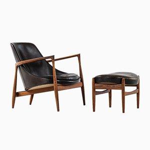 Elizabeth Easy Chair by Ib Kofod-Larsen for Christensen & Larsen