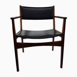 Teak Armchair by Hans Olsen & Poul Volther for Frem Røjle, 1960s