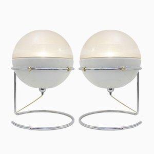 Lampes de Bureau Modèle Focus par Fabio Lenci pour Guzzini, 1968